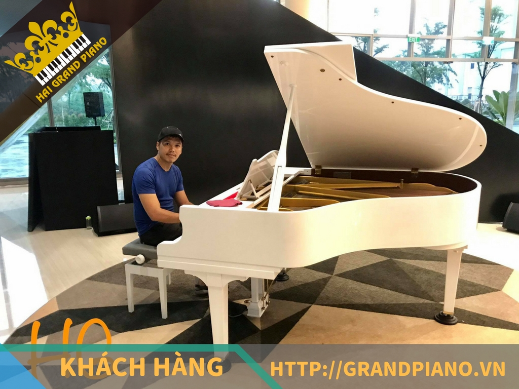 Empire City- Đàn Grand Piano Kawai KG-3