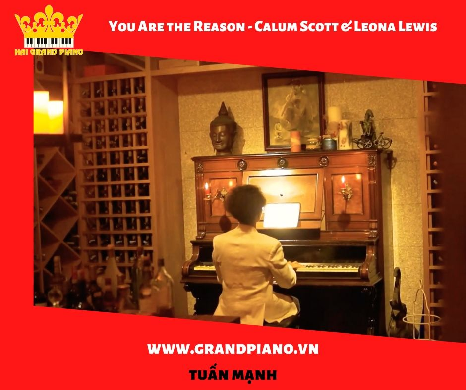 VIDEO - You Are the Reason - Calum Scott & Leona Lewis | TUẤN MẠNH