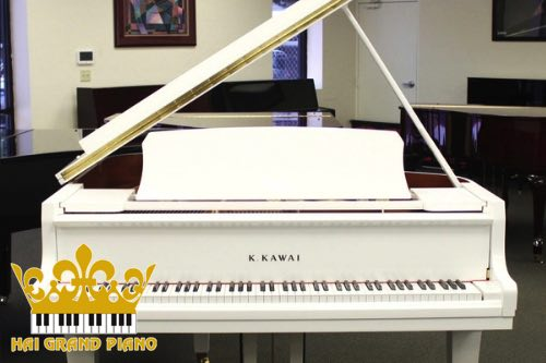 GRAND PIANO KAWAI NO.500 WHITE